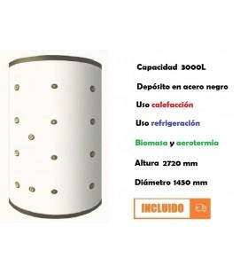 DEPÓSITO INERCIA 3000L...