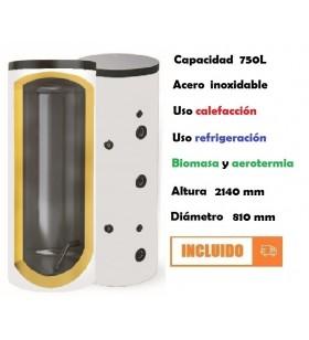 DEPÓSITO INERCIA 750L...