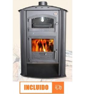 MODELO 100-C CON HORNO 17 KW
