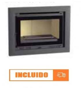 INSERTABLE DE LEÑA IT-170 K...