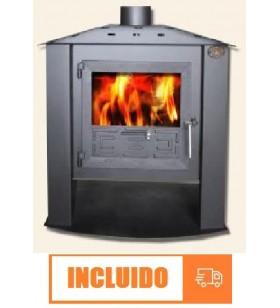 ESTUFA DE LEÑA MODELO 100-P...