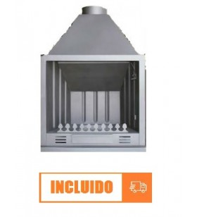 CHIMENEA DE LEÑA ECONOMI-K 100