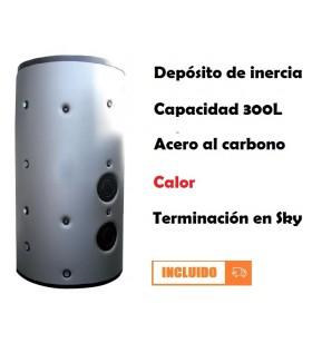 DEPÓSITO DE INERCIA 300L...