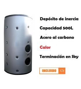 DEPÓSITO DE INERCIA 500L...