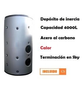DEPÓSITO DE INERCIA 4000L...