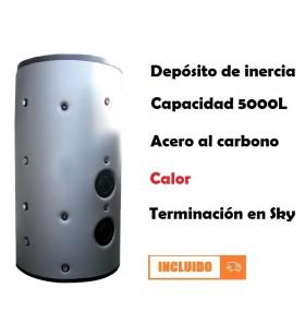 DEPÓSITO DE INERCIA 5000L...
