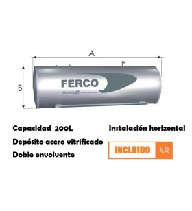 INTERACUMULADOR HORIZONTAL...